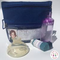 asthma bag school