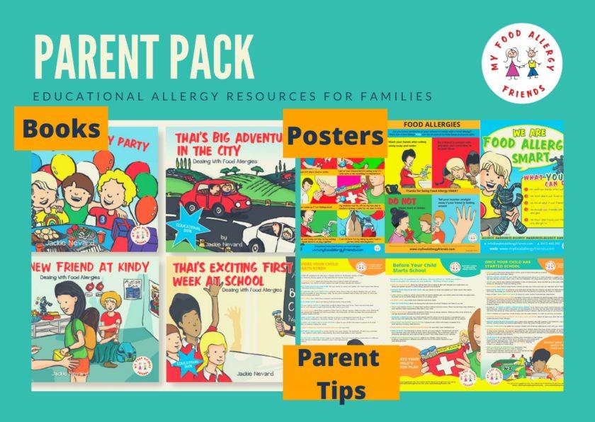 Parent Pack - allergy resources